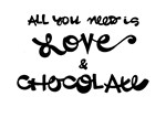 Love & Chocolate - NEW!